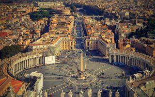 Italia rome5 320x200 - DU LỊCH NƯỚC NGOÀI