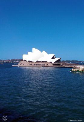 Australia opera 556x810 - DU LỊCH