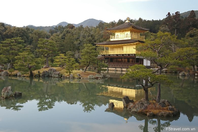 Japan golden pavilion 780x520 - Tour nổi bật