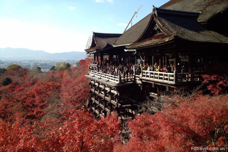Japan kyoto 780x520 - Tour du lịch Nhật Bản: Tokyo - Núi Phú sỹ - Nagoya - Kyoto – Osaka – Tokyo