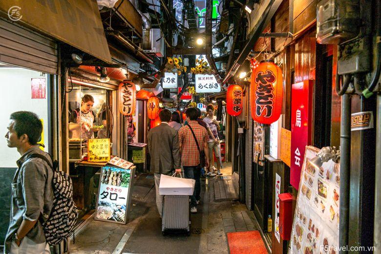 Japan tokyo 780x520 - Tour mới