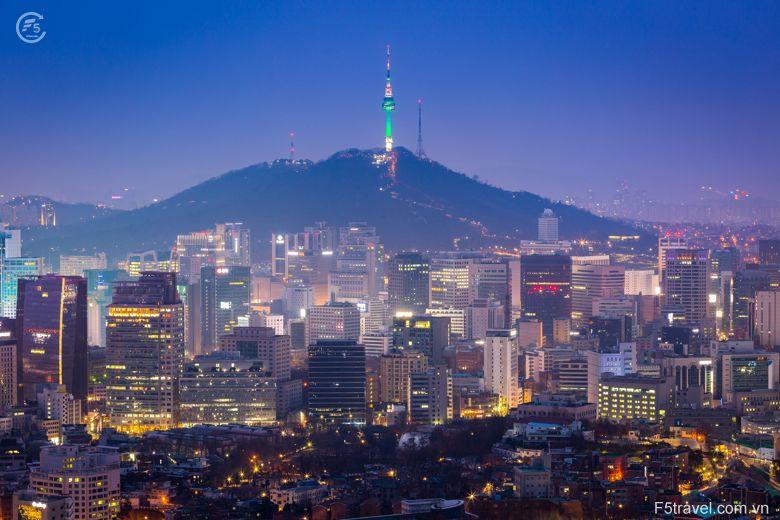 Korea seoul3 780x520 - Tour du lịch Hàn quốc: Seoul – Jeju - Đảo Nami - Everland