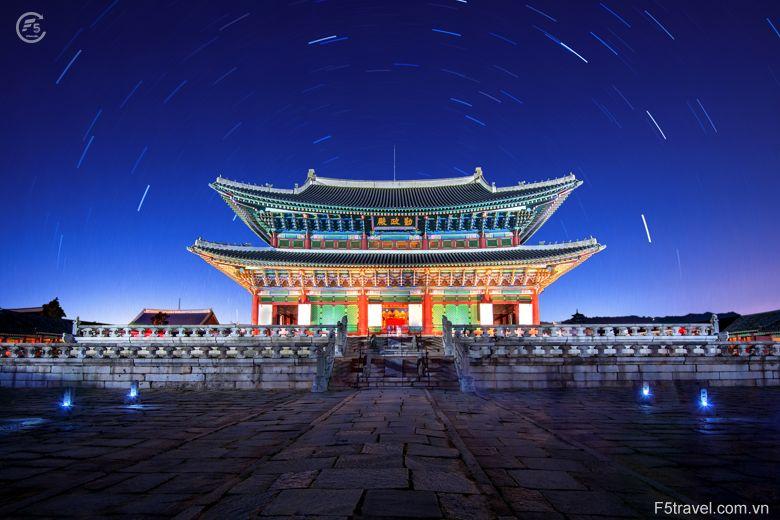 Korea seoul8 780x520 - Tour du lịch Hàn quốc: Seoul – Jeju - Đảo Nami - Everland