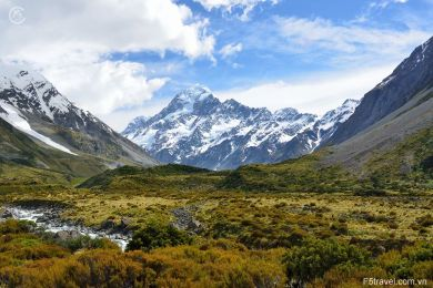 New zealand aoraki 780x520 - Tour mới