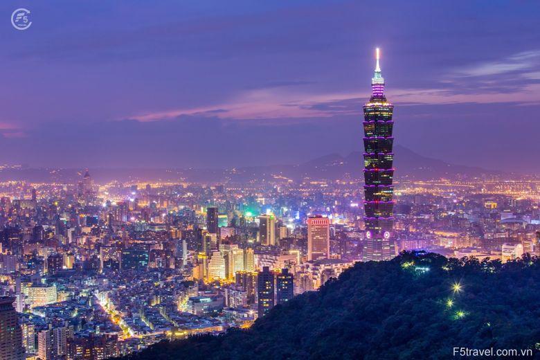 Taiwan taipei 780x520 - Tour Đài Loan 5N4D đón tết nguyên đán 2020