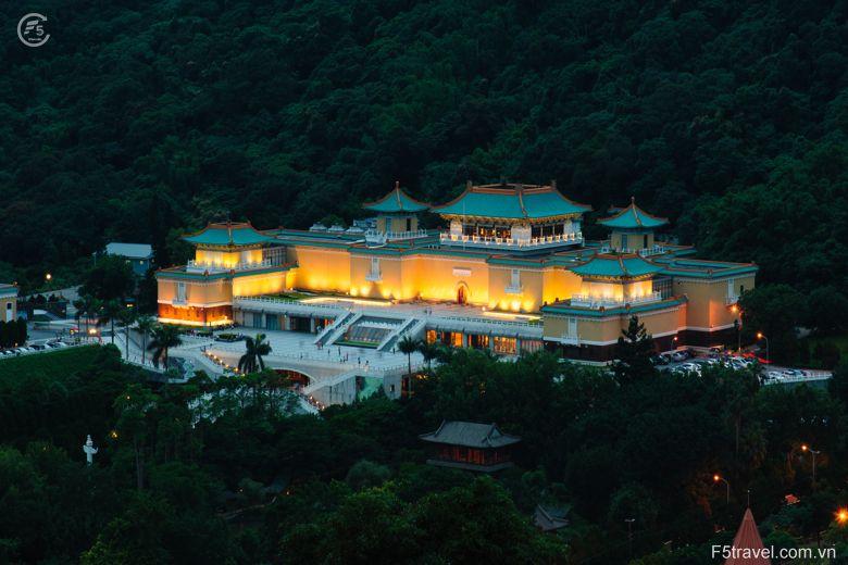 Taiwan taipei bao tang1 780x520 - Danh sách tour khởi hành năm 2018