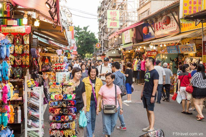 Taiwan taipei tamsui1 780x520 - Tour du lịch mùa thu tại Đài Loan: Đài Bắc - Cao Hùng - Đài Trung