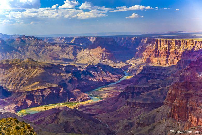 Usa las vegas grand canyon 780x520 - Tour du lịch khám phá vẻ đẹp từ Tây sang Đông của nước Mỹ