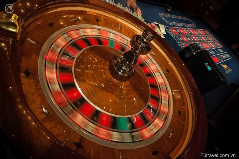 Usa las vegas roulette 780x520 - Tour du lịch khám phá vẻ đẹp từ Tây sang Đông của nước Mỹ