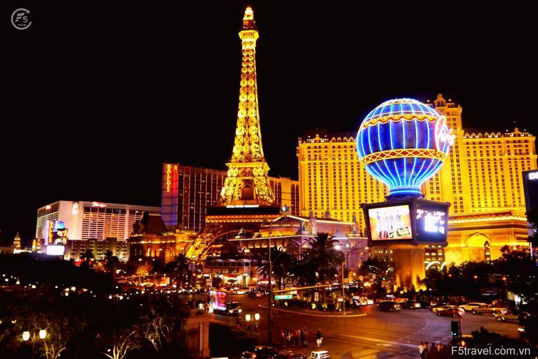 Usa las vegas6 780x520 - Du lịch Châu Mỹ