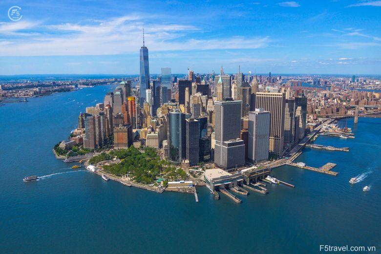 Usa newyork1 780x520 - Danh sách tour khởi hành năm 2018