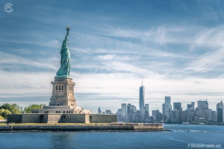 Usa newyork10 780x520 - Danh sách tour khởi hành năm 2018