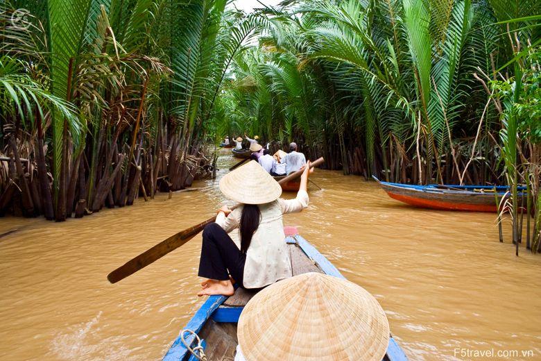 Vietnam ho chi minh city6 780x520 - Tour du lịch về vùng sông nước cửu long (6 ngày 5 đêm)