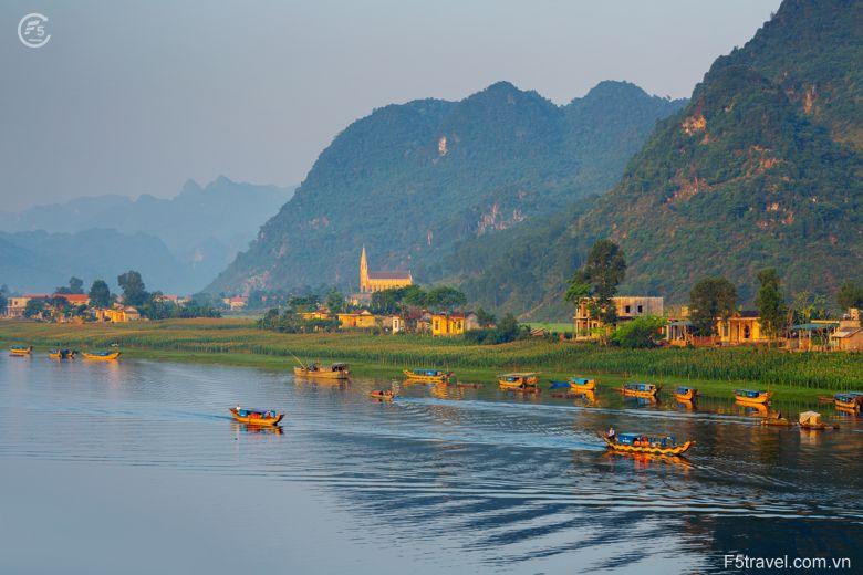 Vietnam quang binh phong nha1 780x520 - Tour du lịch Hà Nội - Quảng Bình - Đà Nẵng  (5 ngày 4 đêm)