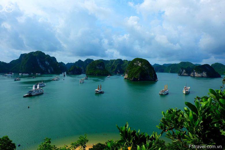 Vietnam quang ninh ha long4 780x520 - Danh sách tour khởi hành năm 2018