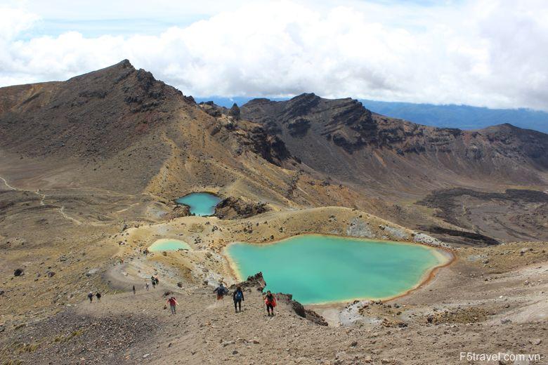 New zealand tongariro 780x520 - Tour du lịch khám phá New Zealand: Auckland – Christchurch - Queensland