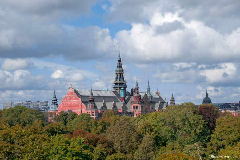 sweden 780x520 - Tour du lịch Đông Âu: Áo – CH Séc – Hungary – Đức