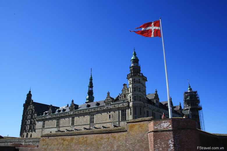 Danmark kronborg 780x520 - Khám phá Bắc Âu: Đan Mạch – NaUy - Thụy Điển – Phần Lan