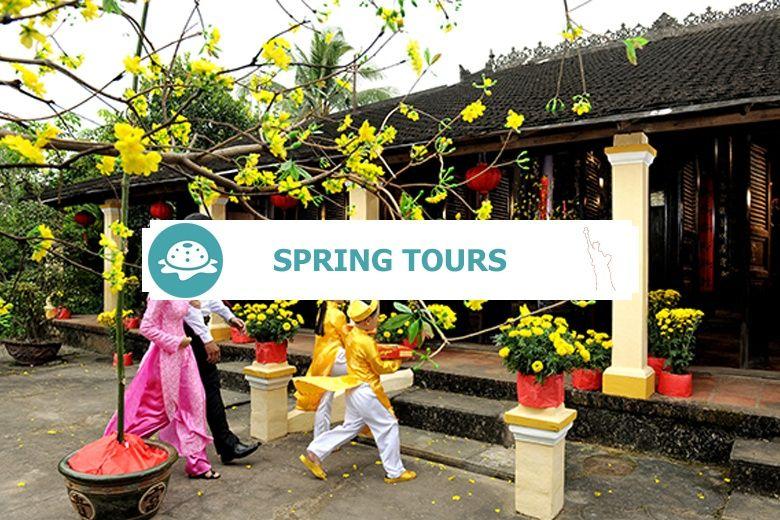 spring tour - HOME