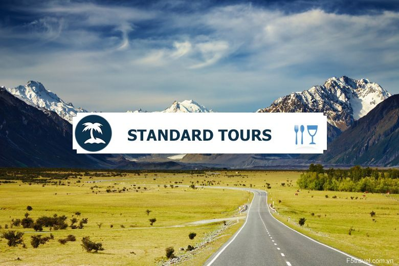 standard tour - HOME