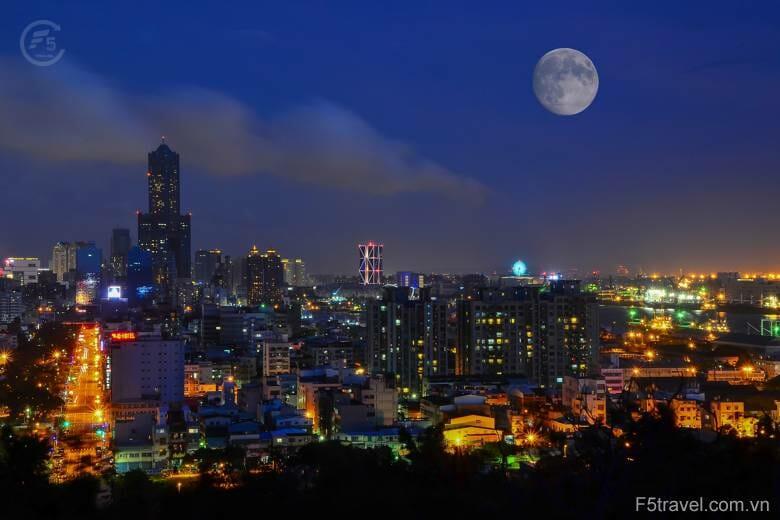 Taiwan taipei1 101 780x520 - Tour du lịch tại Đài Loan siêu khuyến mại 2018: Đài Bắc - Đài Trung- Nam Đầu- Cao Hùng