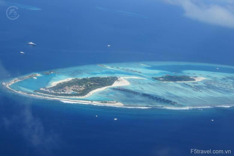 maldives 1 780x520 - Tour mới