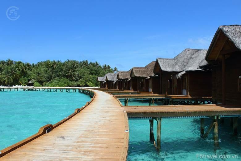 maldives 4 780x520 - Danh sách tour khởi hành năm 2018