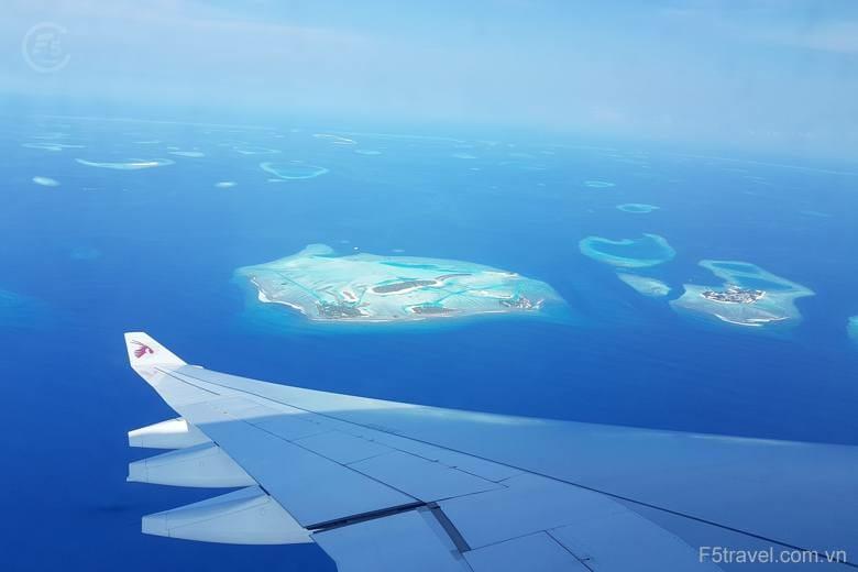 maldives 9 780x520 - Thiên đường nghỉ dưỡng Maldives 05N04Đ (Hàng không Singapore Airlines - resort 4 sao)